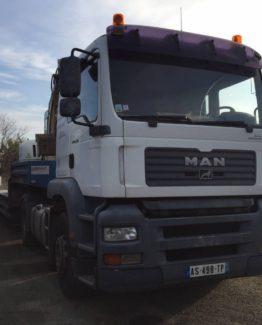 MAN TG 18.390 D20