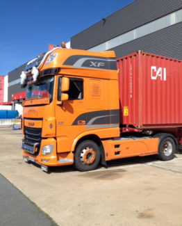 DAF XF510FT
