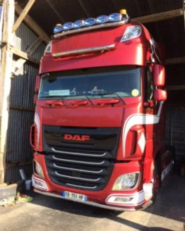 DAF XF 510 FT