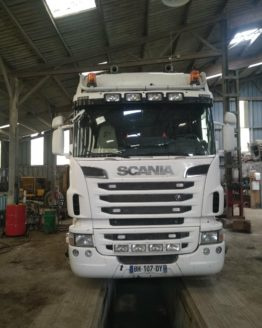 SCANIA R500LA