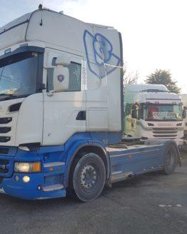 SCANIA R500LA - V8