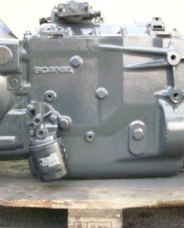 BOITE RENOVÉE SCANIA GR900 S4