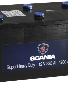 BATTERIE 225 AH SCANIA