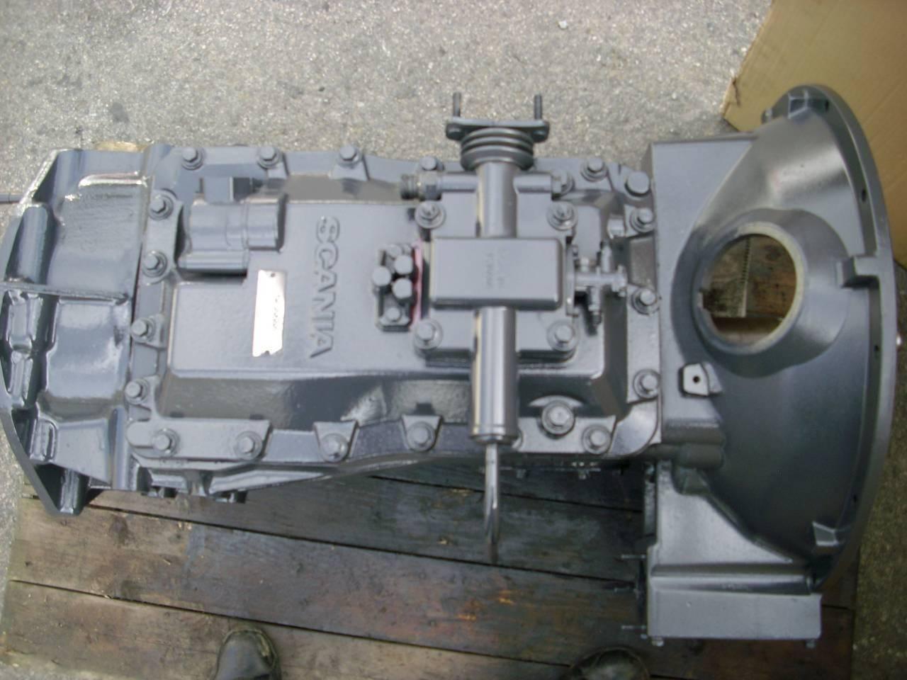 Boite de vitesses renov e scania grs890 groupe aubr e for Garage boite de vitesse