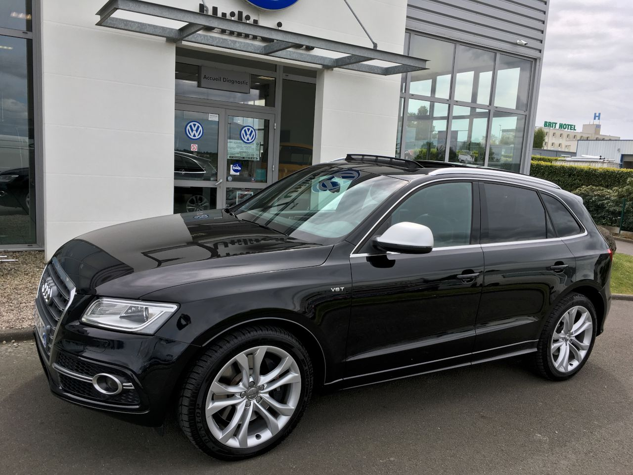 audi sq5 v6 3 0 tdi 313 avus quattro groupe aubr e garages. Black Bedroom Furniture Sets. Home Design Ideas