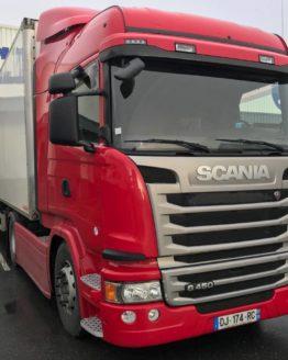 SCANIA G450LA