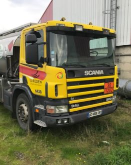 SCANIA P94DB4X2NZ