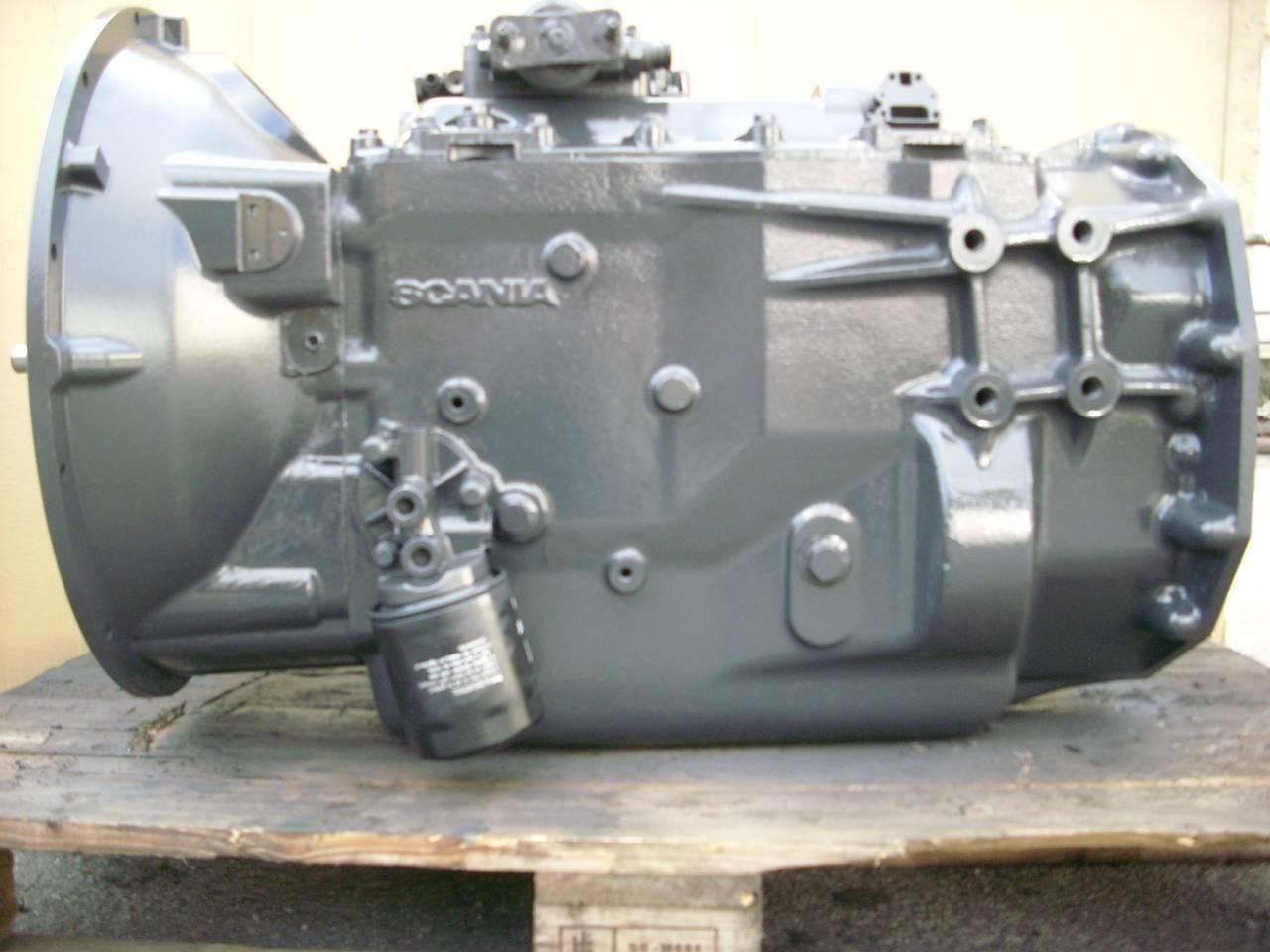 Boite de vitesses occasion scania grs920r groupe aubr e for Garage boite de vitesse