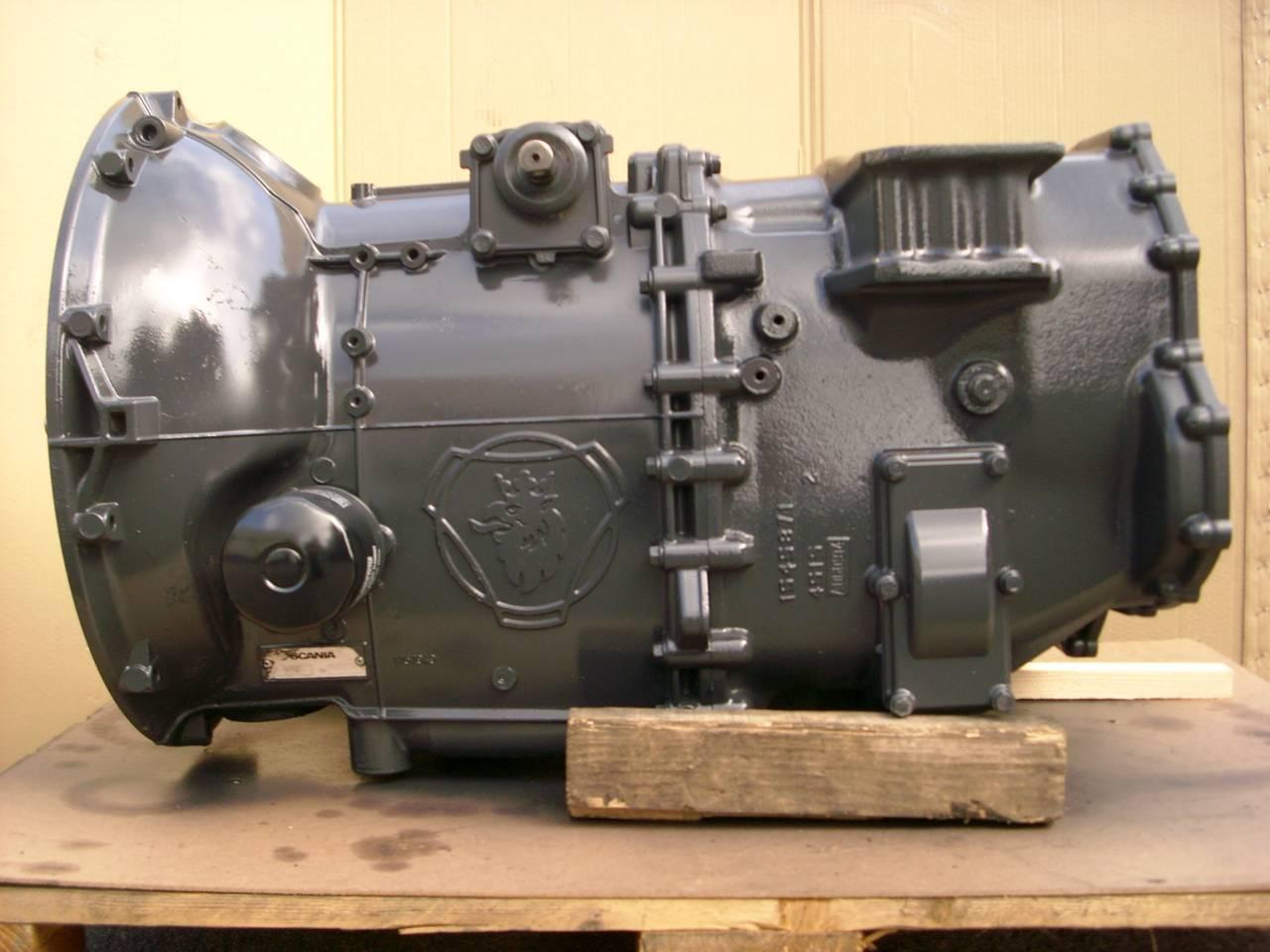 Boite de vitesses occasion scania gr905 r groupe aubr e for Garage boite de vitesse